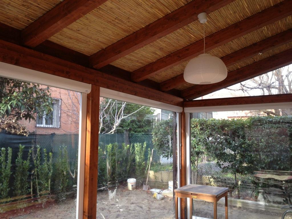 Terrazze Chiuse Con Vetrate verande da esterno: cosa sono, permessi e detrazioni