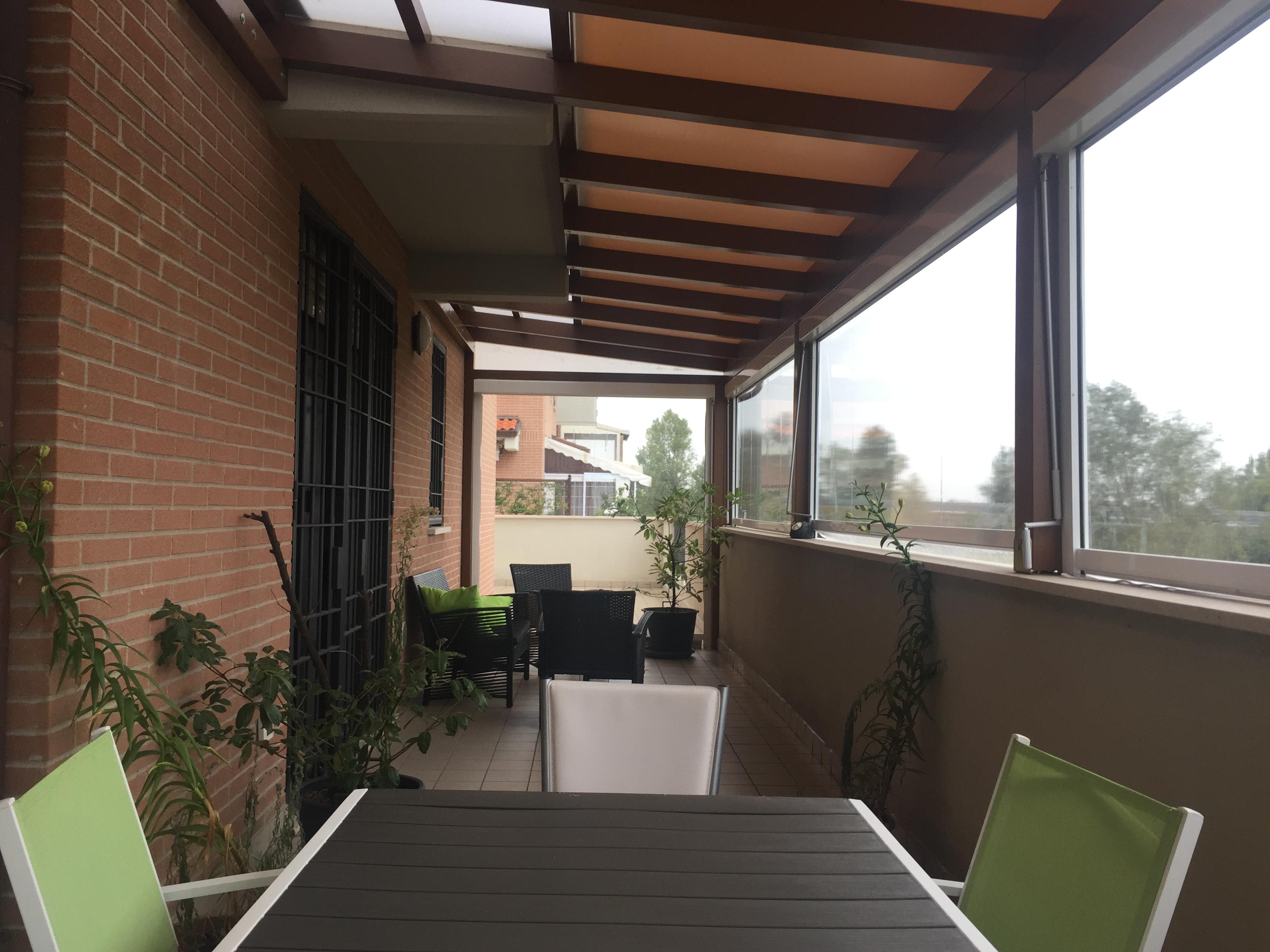 Verande da esterno cosa sono permessi e detrazioni - Verande mobili per balconi ...